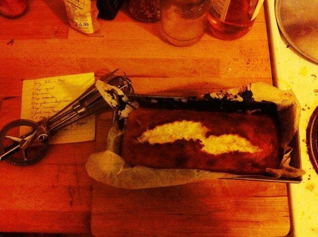 Lemon pound cake at Bear Den Lemon Pound Cake
