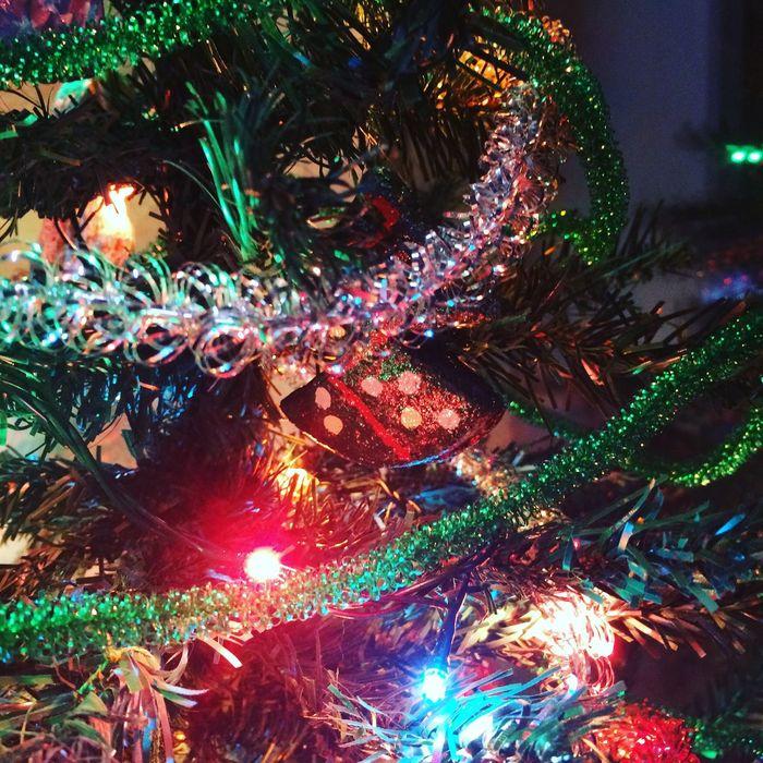 New year tree Christmas Christmas Tree Christmas Decoration Saltdough DIY NewYear 2017