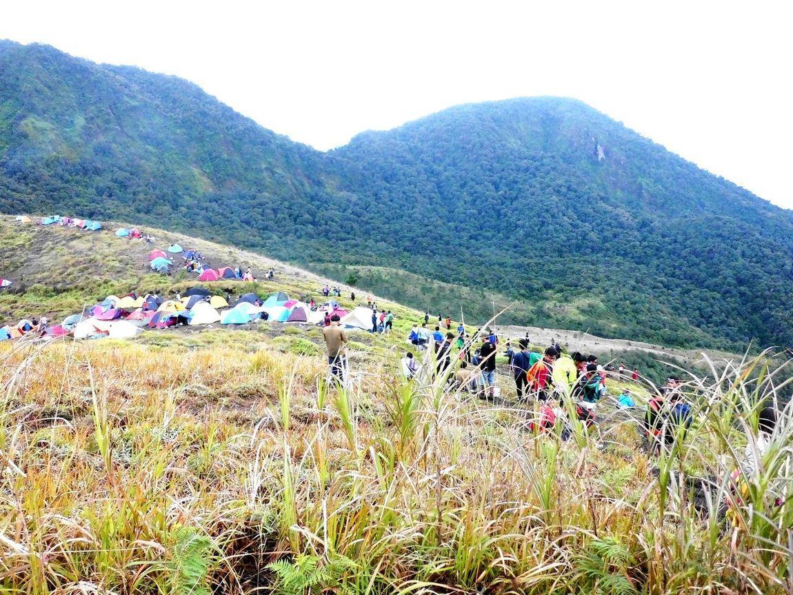 Explorejabar Indonesia Mountain Mountain Mt_guntur Camping