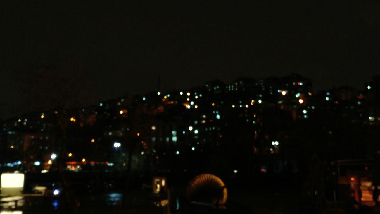 Night Sky Outdoors City Building Exterior No People Illuminated Cityscape Moon Architecture Astronomy Turkey Istanbul Bilgiüniversitesi Bilgiuniversity Santralistanbul