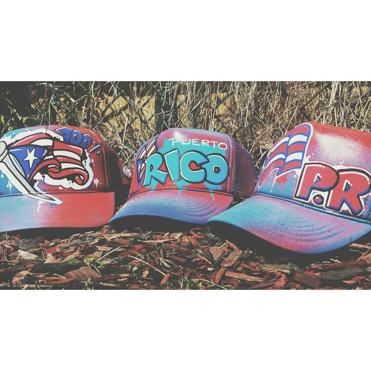 Art Graffiti Post PUERTO RICO EXCLUSIVE CAPS 2014, GET YOURS NOW FOR JUST $25