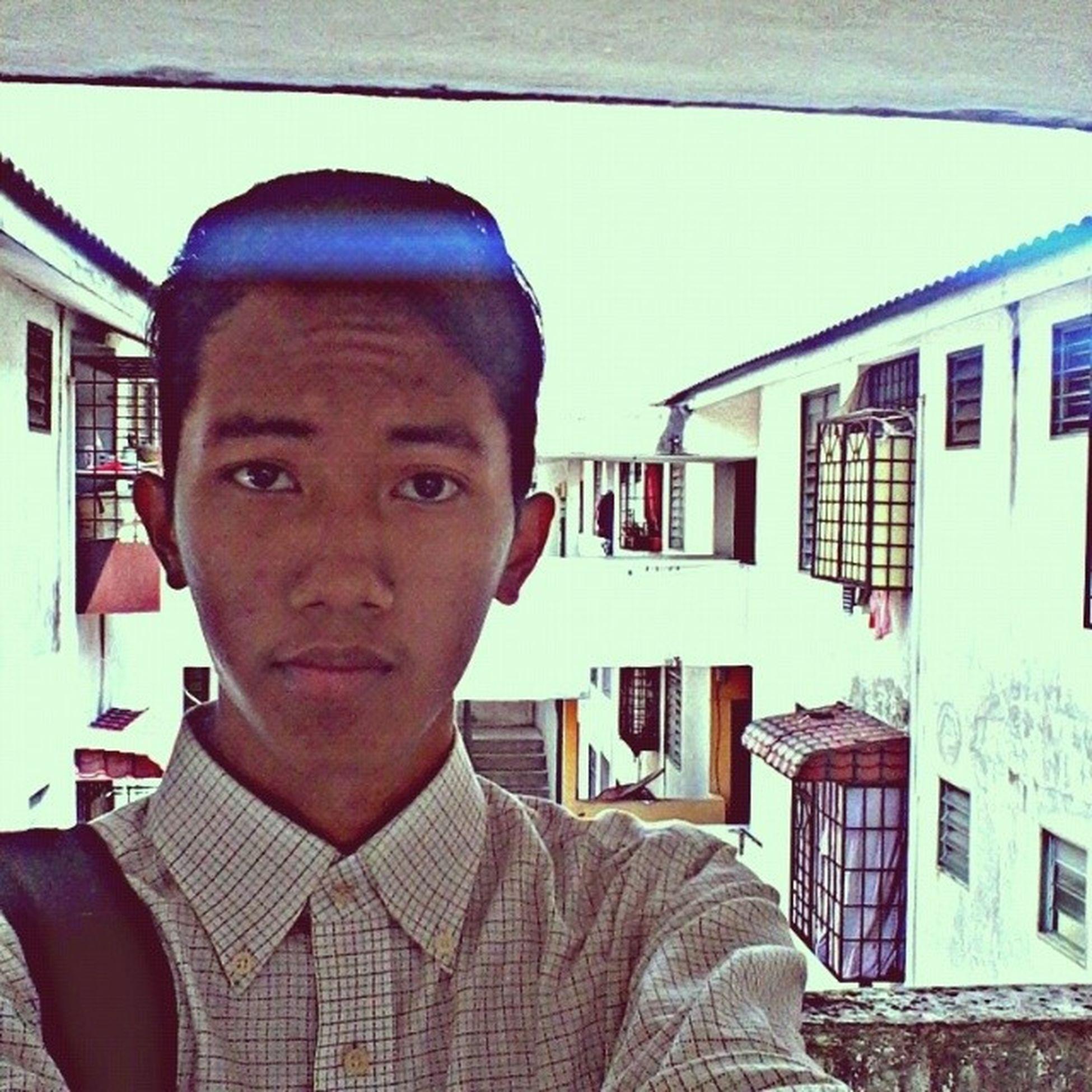 at rumah lama. SiantanApartment BlokD PutraPerdana Puchong