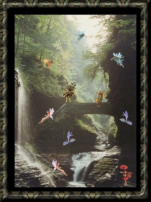 fae invasion Eye4enchanting psp again, Watkins Glen, NY Butterflies & Moonbeams