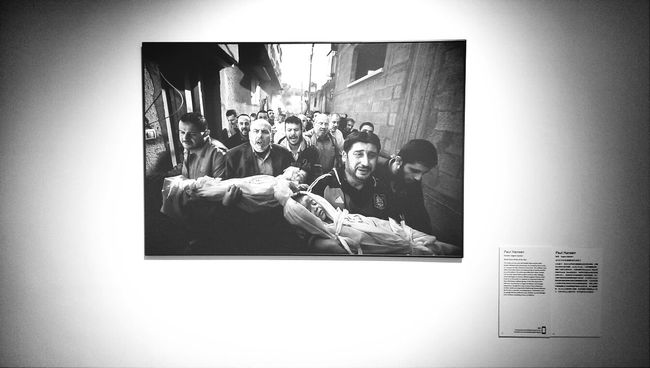 World Press Photo 2012 Photography Exhibition Gallery