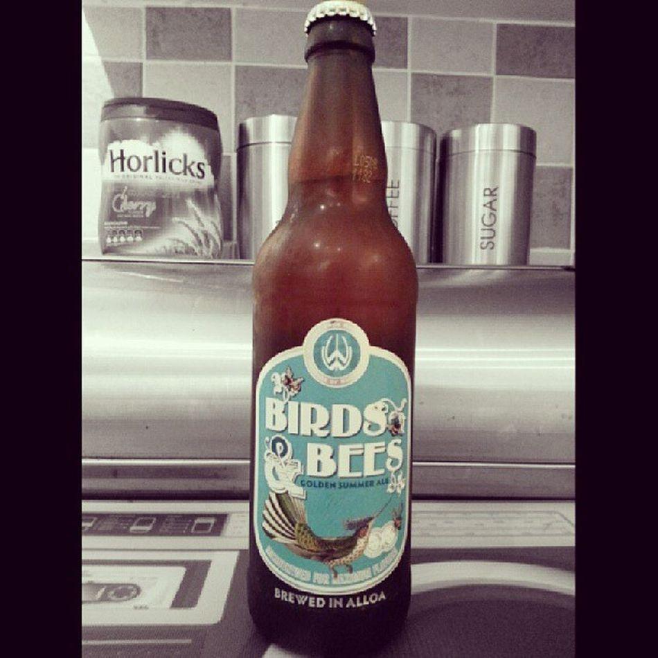 Beer number one for tonight :) Here's to the weekend Birdsandbees Golden Summer Ake WilliamsBros Alloa Braw Blackandwhite Coloursplash PictureEdit Picedit HeresToTheWeekend Like4like L4l Likeforlike