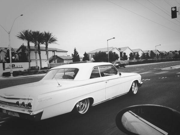Blackandwhite Streetphotography Chevy