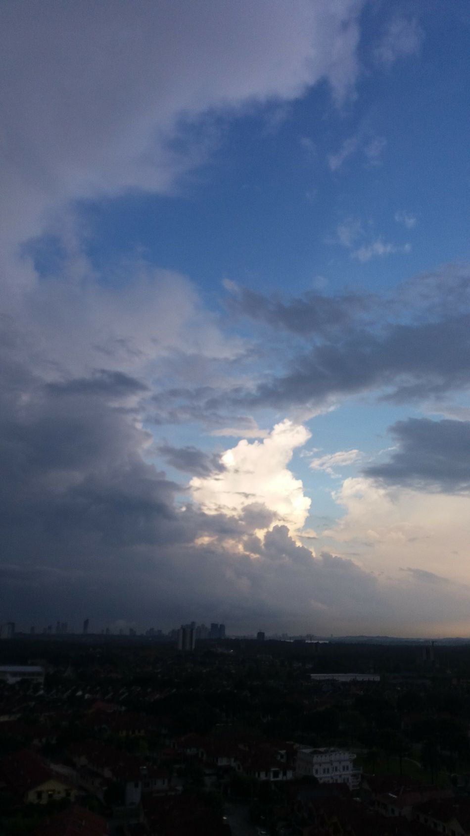 Storm Clearing _02 Architecture Beauty In Nature Building Exterior City Cityscape Cloud - Sky Day Landscape Nature No People Outdoors Scenics Sky Tranquility