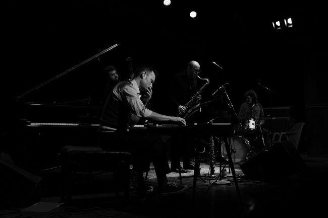 Jazz Music Monochrome Bw_collection Blackandwhite Darkness And Light