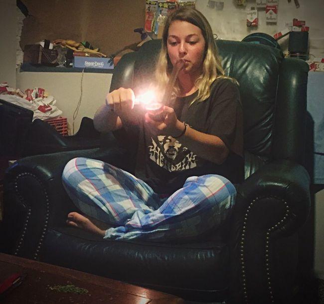 The Trap House🌞 Marijuana SMOKE WEED EVERYDAY