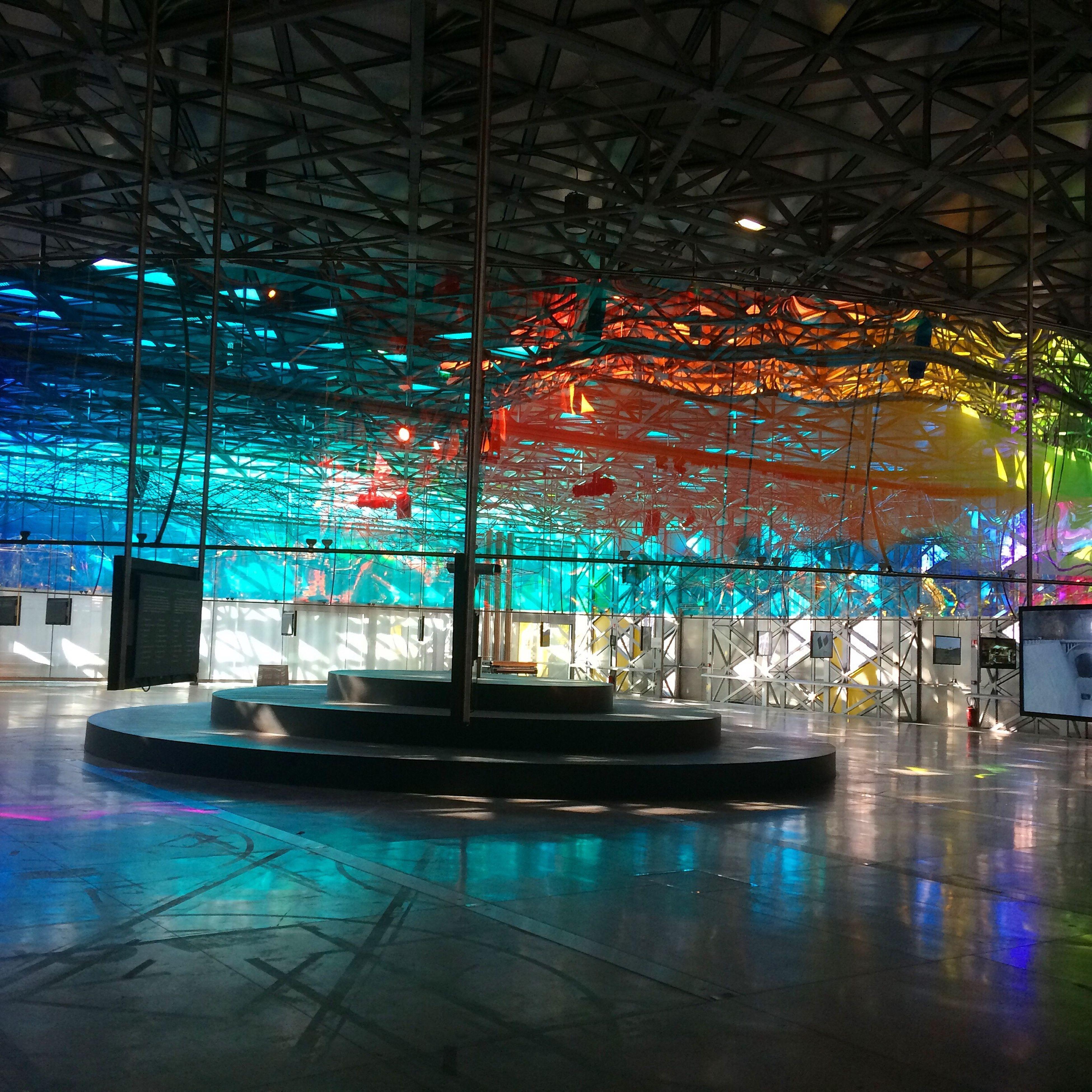 Illuminated Indoors  Modern Design Biennaledesign17 Art Taking Photos Photography Photooftheday Check This Out EyeEm Best Shots