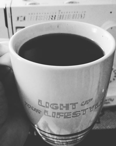 Sidikalang coffee to start the day #coffee Time #drink #Weekend #saturday #blackandwhite #bnw #blackandwhitephoto #monochrome #morning Coffee