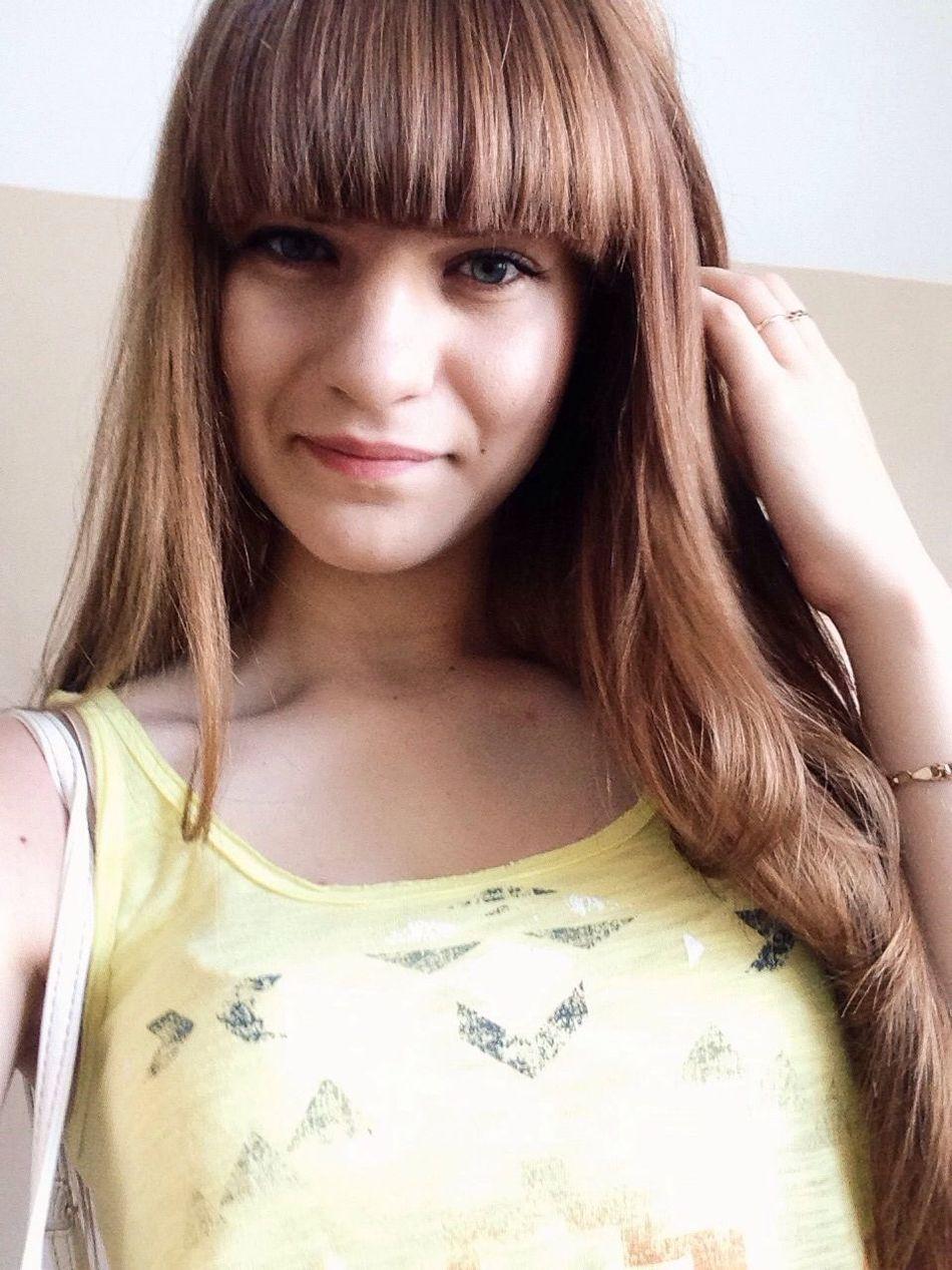 Hi :) Selfie Self Pic Follow Me