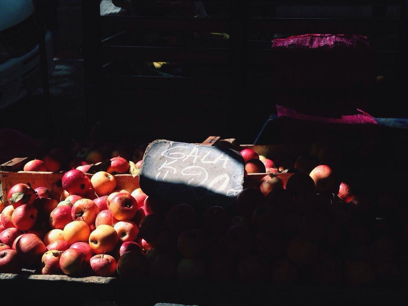 Apples Food And Drink Food Healthy Eating Close-up Manzanas