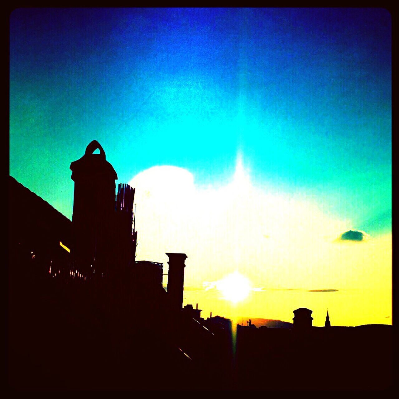 Sunsetlovers panorama winticity bynight Photography Taking Photos Picoftheday Art Sunset Skyporn Colors Cielo First Eyeem Photo