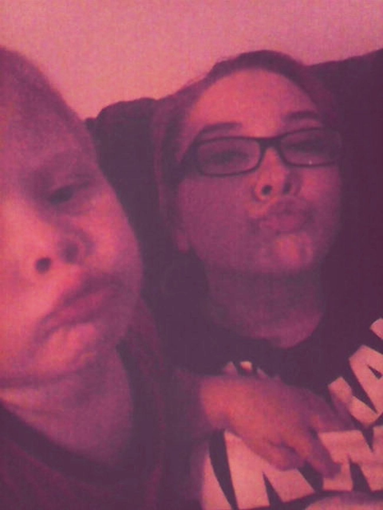 Duck Face My Nephew ♥ Little Thug.