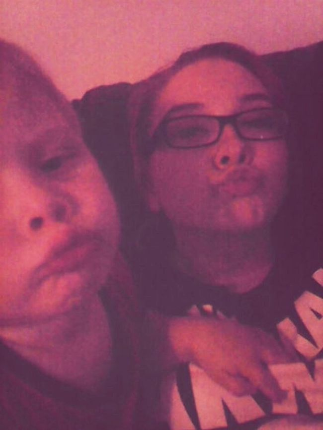 Duck Face My Nephew ♥ Little Thug.