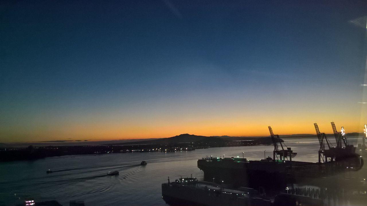 Sunrise Auckland City Rangitoto
