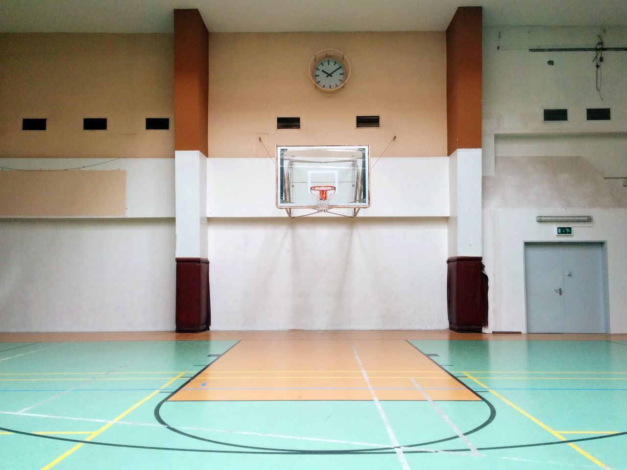 Beautiful stock photos of basketball, Basketball, Basketball Court, Basketball Game, Berlin