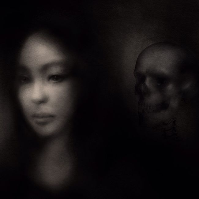Vanity-vanity-vanity, a blink in the eternal hollow of death... Drawing ArtWork Art Blackandwhite Dark Portrait Of A Woman Art, Drawing, Creativity Blackdrawing Charcoal Drawing Charcoal Draw Drawings