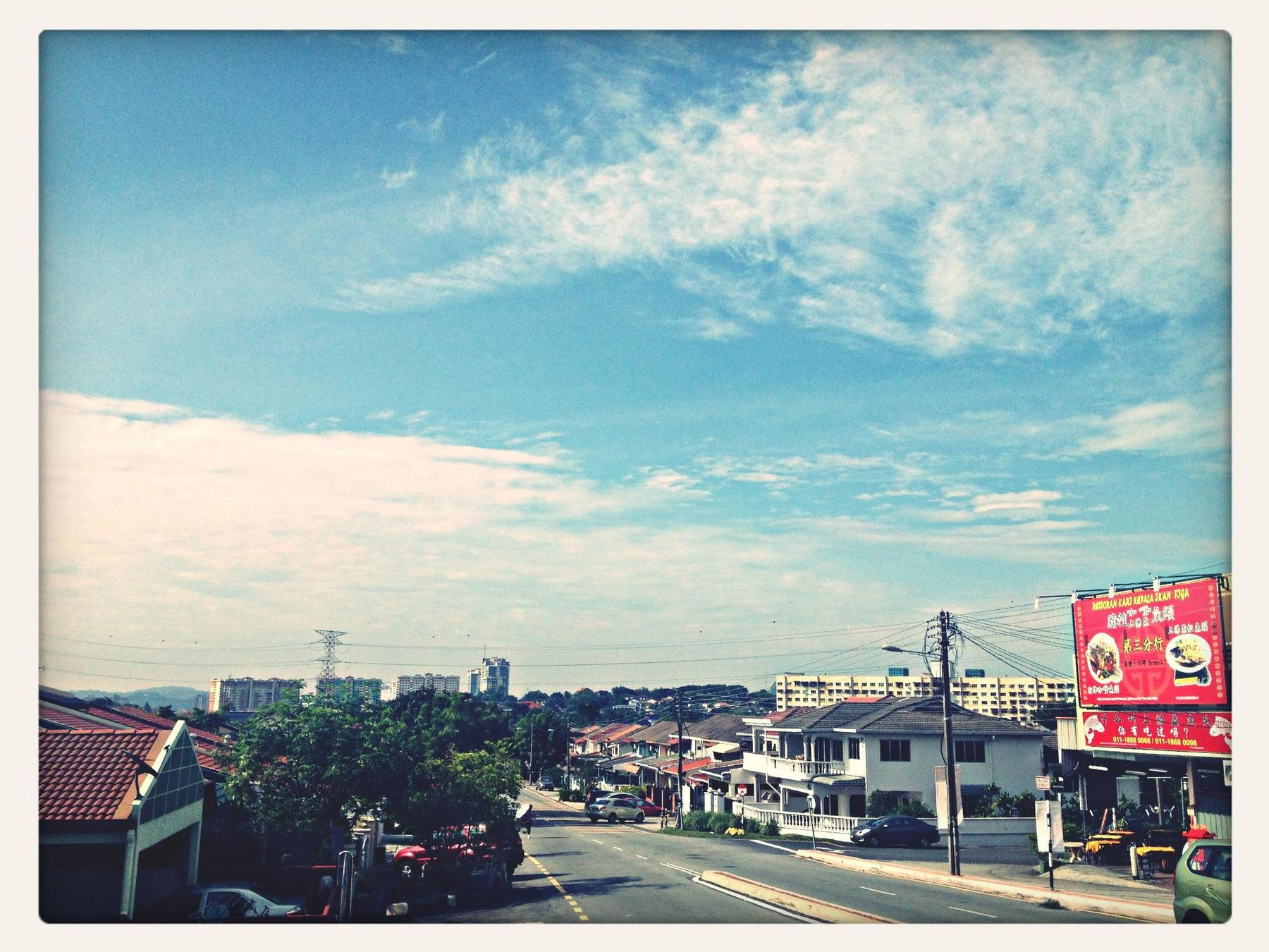 Urbanscapes : my neighbourhood