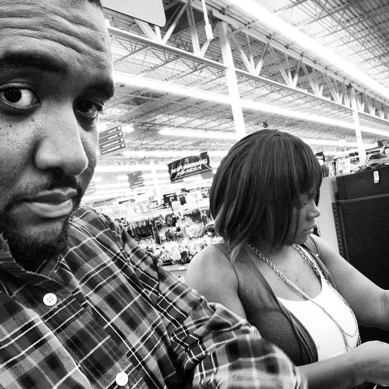Late night....hotspot. Walmart Couplesretreat