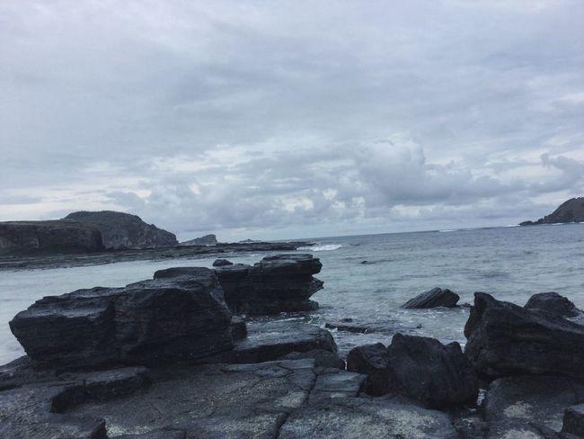 Pantai Tanjung aan. Pantai yang katanya biasa-biasa saja bagi pribuminya. Untuk sekian kali INDONESIA memenangkan hati saya. 📷 : Instagram : @andilestari_r   @andilestri.r #beach #mountain #like4like #natgeo #tanjung_aan #landscape #instagood #indonesia #clouds #natgeotravel #holiday First Eyeem Photo