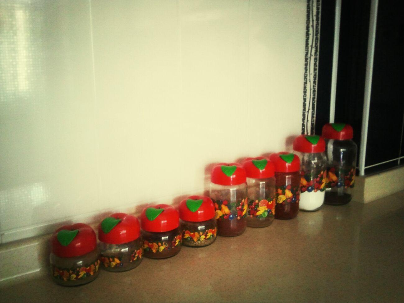 Mutfakesyalarım Mutfak :)
