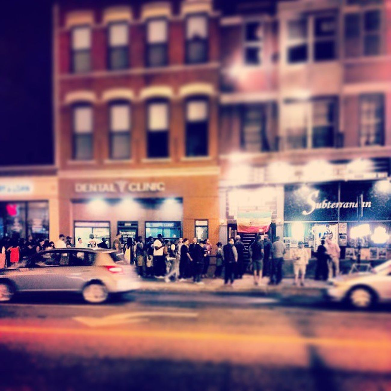 Line all the way down the block Everythursday Reggaegold Subt Djpapag Chicago ifyadontknownowyaknow