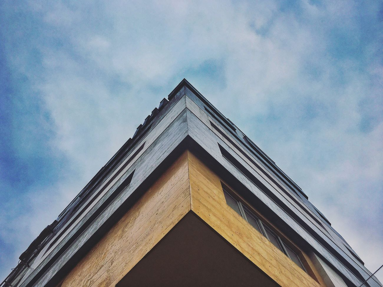 Low Angle View Architecture Built Structure Sky Building Exterior Cloud - Sky No People Day Outdoors
