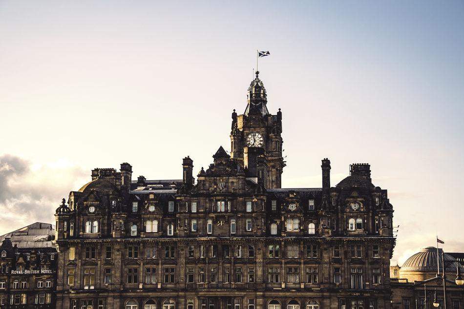 Architecture Building Exterior Built Structure City Golden Moments  Historical Building History Scotland