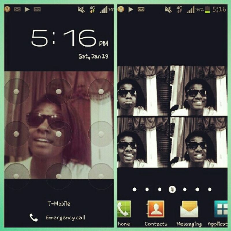 my lock screen saver nd wallpper :)