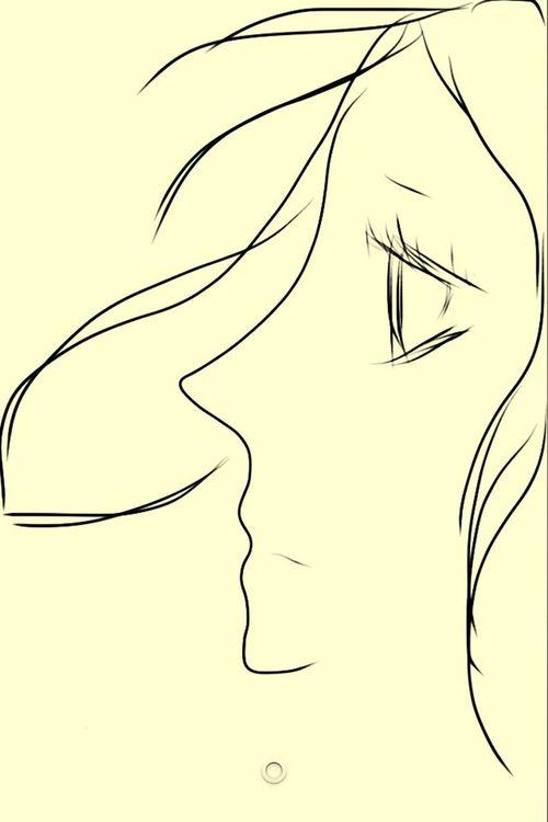 Draw Something 用觸摸屏真的好難畫...將就看..