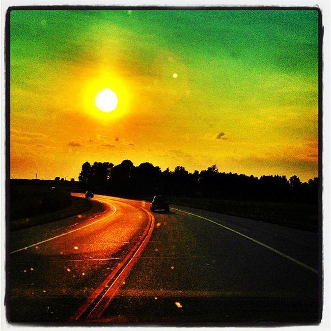 Sunset on Golden Route 2. #miltonvt #vt #btv Lakechamplain Vt_scenery Sunset Vermont_scenery Drive 802 Iphoneonly Miltonvt Photooftheday Vt_scene Stunning Vermont_scene Picoftheday Iphoenography Vermont Endoftheday Golden Rt2 Instamood Grandisle Sunsetporn Instagood Gmy Vt Btv