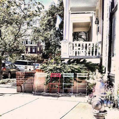 City sidewalk. #sidewalk #chairs #iris #richmond #va #city #mobilephotography #igersphilly #iphoneonly #iphonesia #instagood #canvaspop #instamood #instadaily #webstagram #picoftheday #photooftheday #igaddict #mnolt #igers #instagramhub #statigram # Statigram Instagramhub Richmond Webstagram City Instadaily Sidewalk Jj_forum Chairs Igaddict Iphoneonly Va Photooftheday Canvaspop Iphonesia Igersphilly Iris Mnolt Picoftheday Mobilephotography Instamood Igers Jj  Instagood