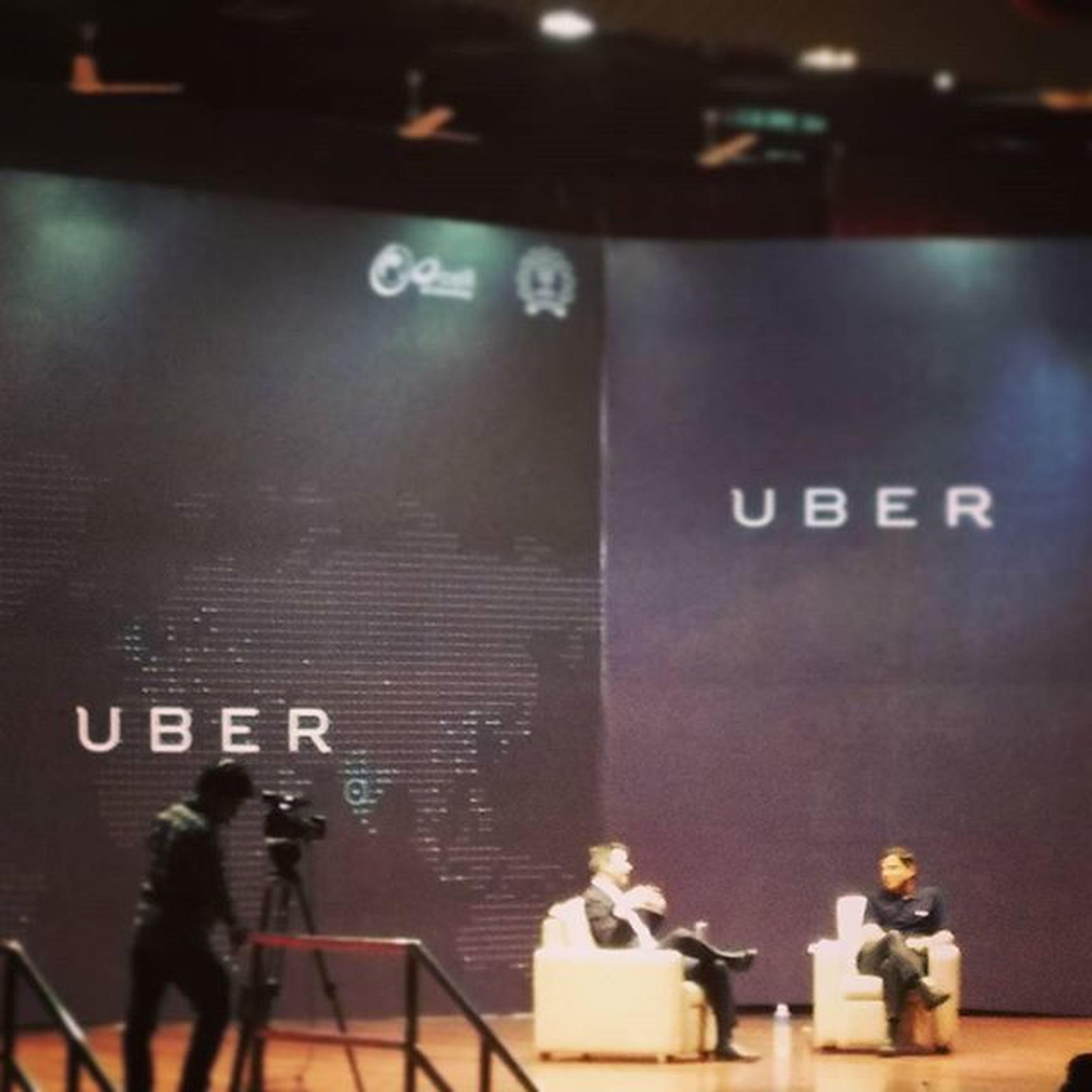 TRAVIS KALANICK IN MUMBAI Iitb Startupindia STANDUPINDIA Uberceo
