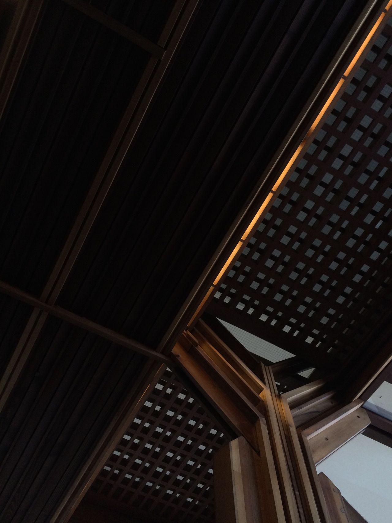 Boiserie Carloscarpa Venezia Cafoscari Wood - Material Interior Design Design Architecture No People Minimalism Diagonal Lines Leading Lines