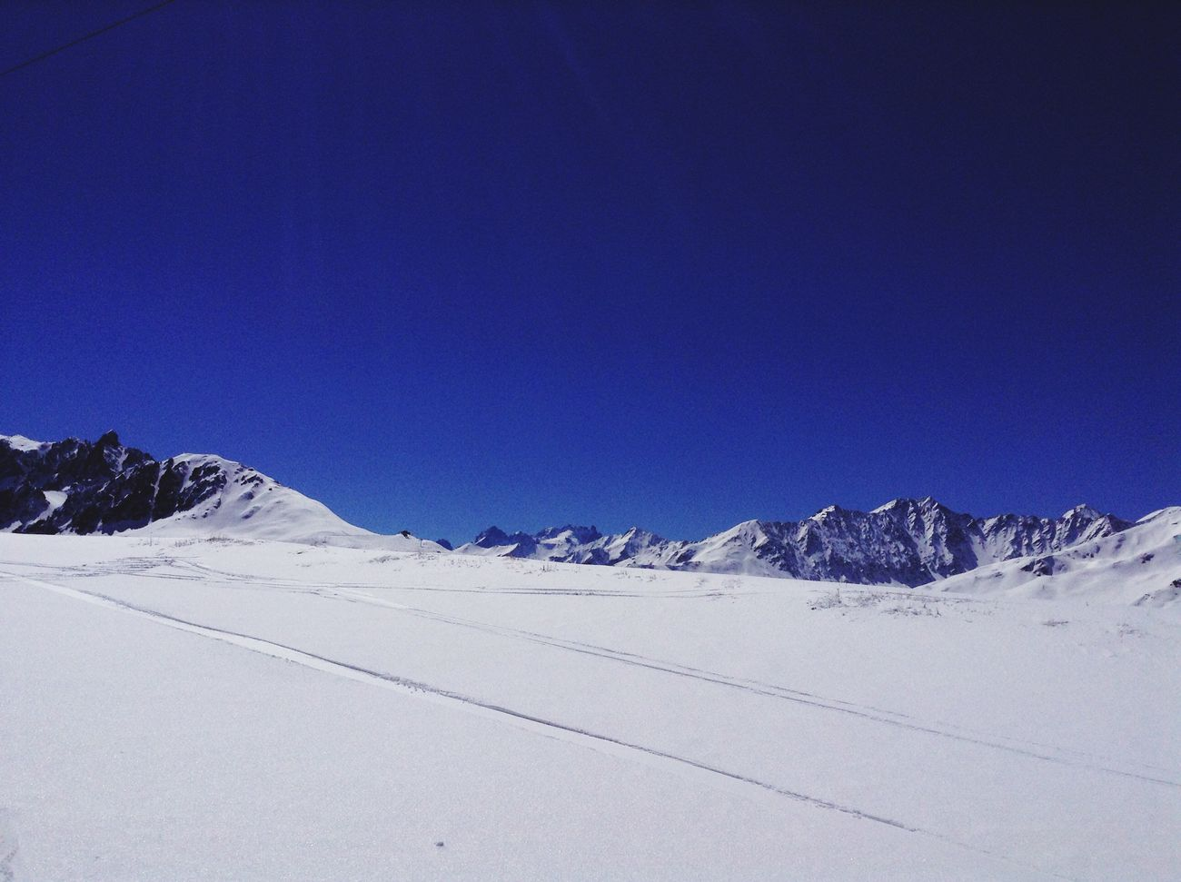 Zibou&Zoubi ☺️ Ski 2015  Valloire🏂🎿 First Eyeem Photo