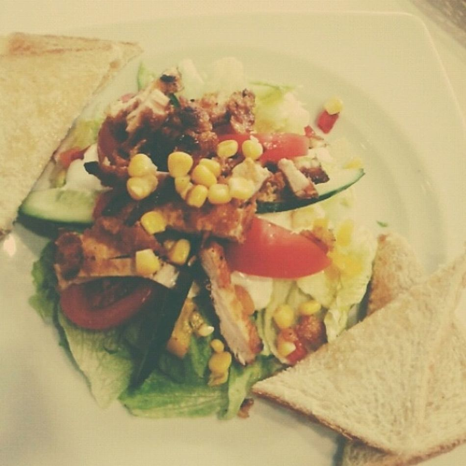 Chiken Salad good times