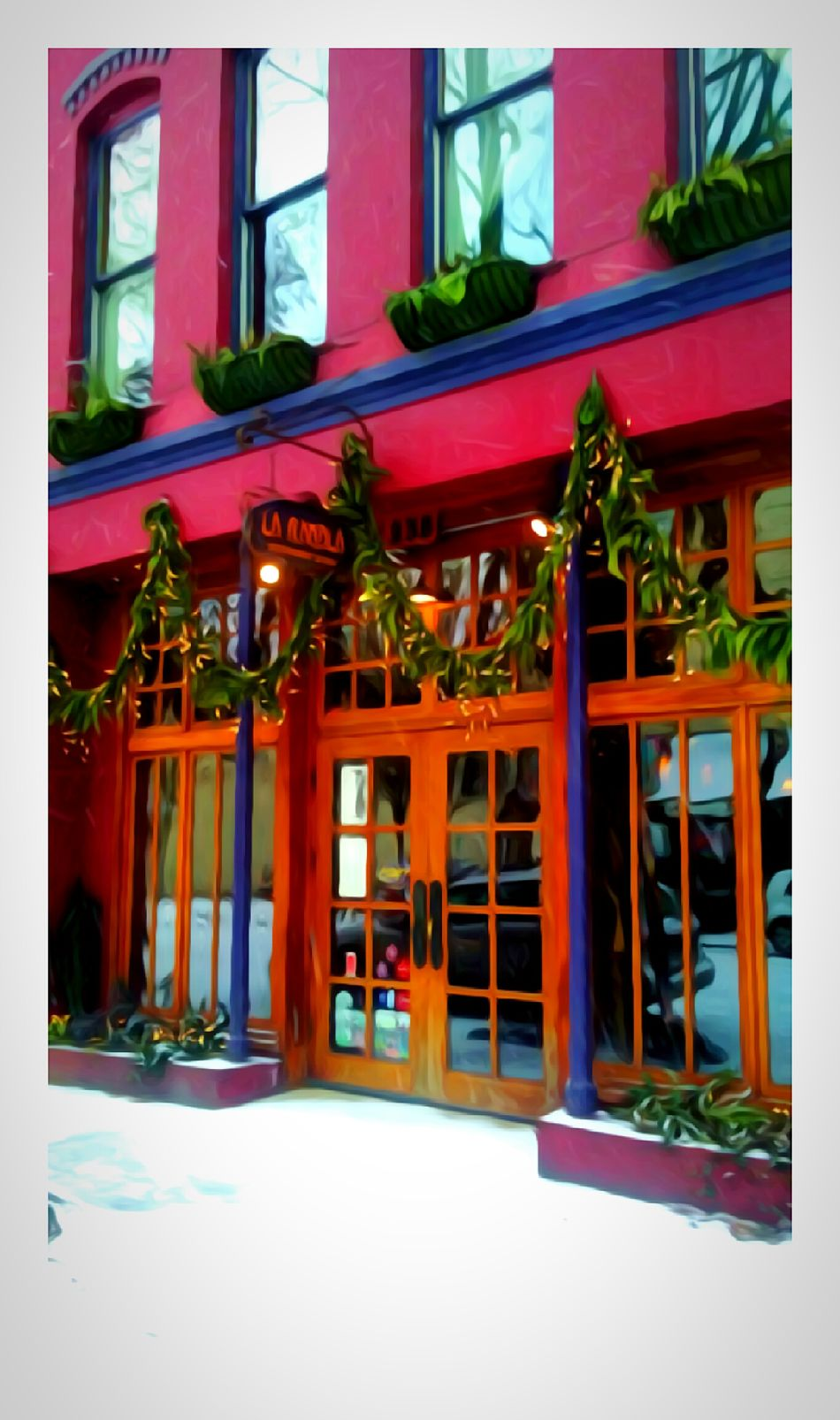 Entrance Architecture Built Structure Tree Inspiration Multi Colored The Way Forward Architecture_collection Downtown McMinnville Fancy Time Architecturephotography Simplicity Here Belongs To Me Oregonexplored Snowing ❄ Portrait Scenics Outdoor Photography Outdoors Where Ever I May Wonder Vibrant Color Focus On Foreground Beautiful ♥ Tranquil Scene 3rd Street Wine Moments
