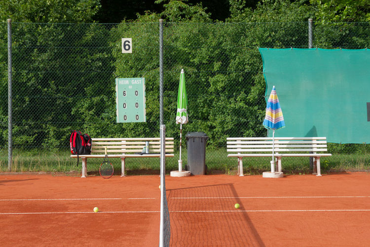 Tennis Day Leisure Activity No People Outdoors Red Sand Sports Tennis Tennis Club Tenniscourt
