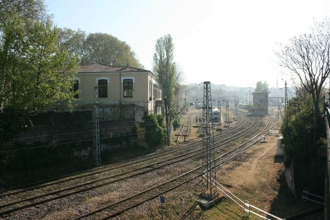 Eminönü/ İstanbul Istanbul Railway