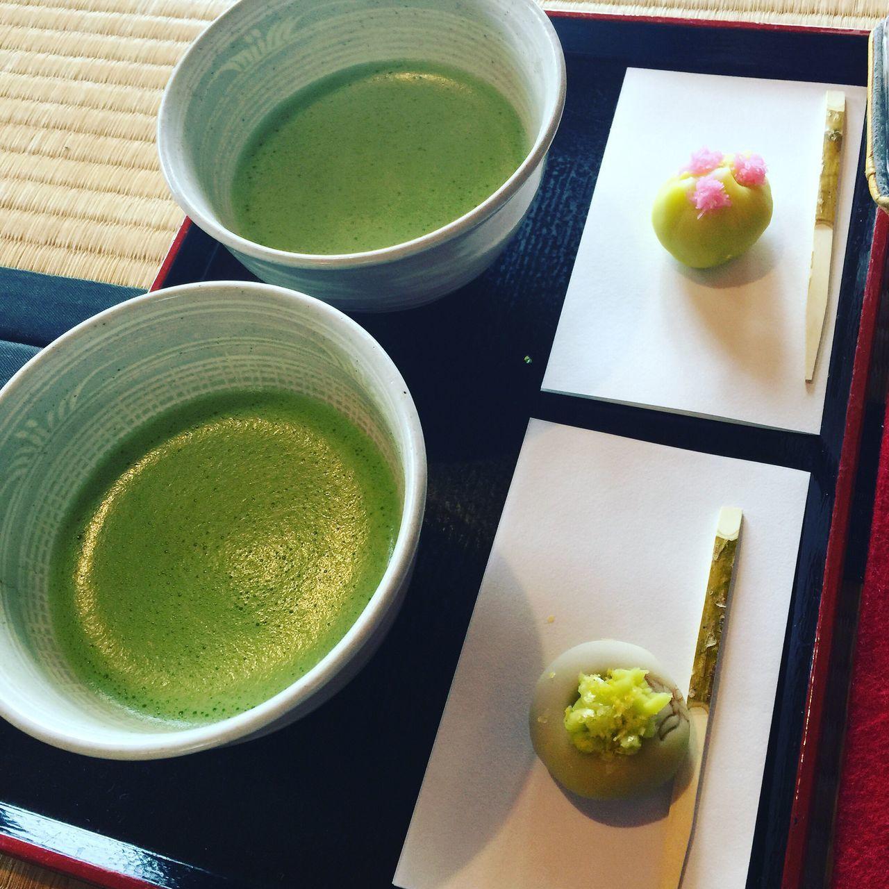 Food And Drink Tea Wagashi