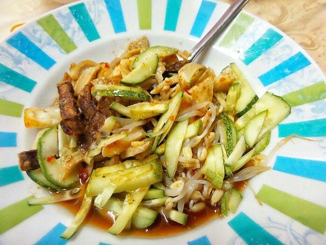 Colek Perut Kelantan.. quite okay. Kelantanfood Malaysian Food Food Porn Foodie