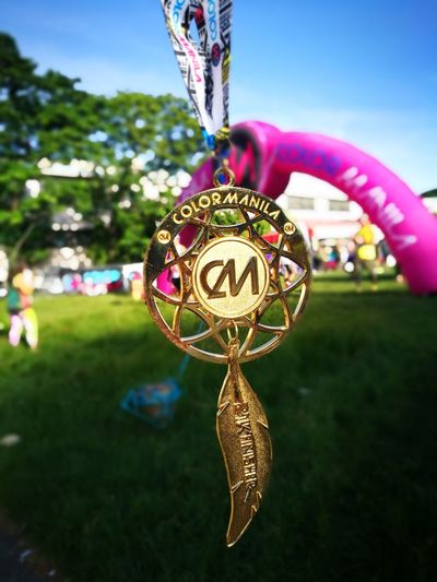 21k Medal ColorManilaRun P9photography Cebu City, Philippines