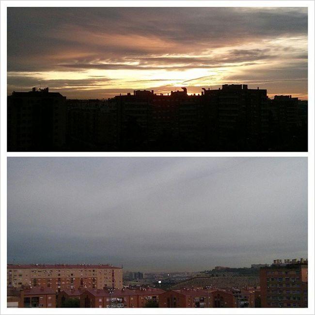 el mismo amanecer, tu decides como quieres mirar el día que tienes por delante Modoprot ónactivado