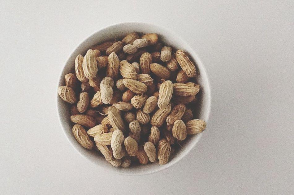 Work Working Peanut Food