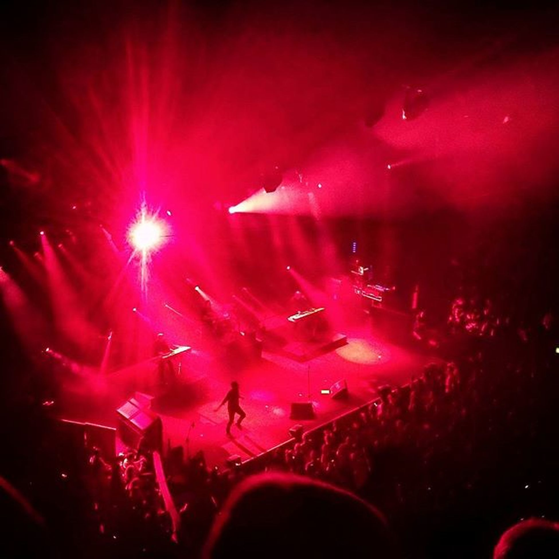 OMD performing @ the Royal Albert Hall.. Omd RoyalAlbertHall London Orchestralmanoeuvresinthedark Dazzleships Architectureandmorality Live Music LiveMusic Stage Concert Gig Band Crowd May ICAN Sonyxperia XPERIA Capture Snapshot