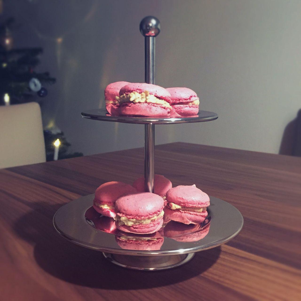 Macarons Selfmade Pink LoveMySister❤ Christmas Tree Christmastime