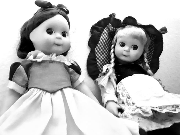 EyeEm Selects Childhood Doll Toy Blackandwhite Black And White Black & White Black And White Photography Creepy Creepy Dolls DollPhotography Doll Photography