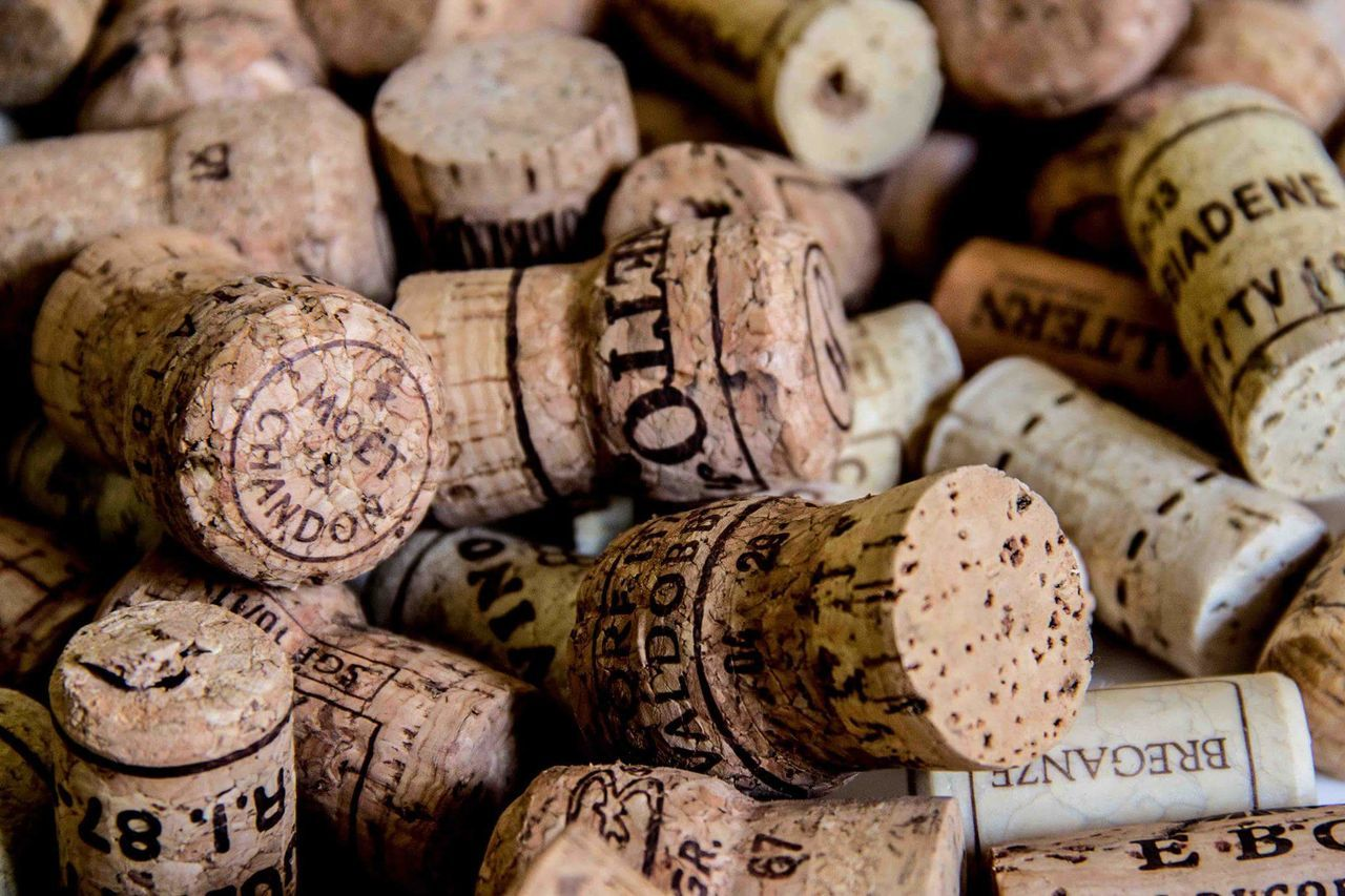 Wine Cork Large Group Of Objects Cork - Stopper Wine Full Frame Close-up No People Backgrounds
